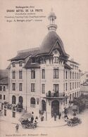 BELLEGARDE (Ain) - Grand Hôtel De La Poste - Bellegarde-sur-Valserine