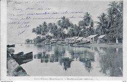 MARTINIQUE -- SAINT-PIERRE - ETABLISSEMENTS SALLERON - Martinique