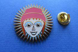Pin's,EXPO 2002 SUISSE,KELLER FAHNEN AG,limitée Nr.0307 - Comics