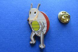 Pin's,EXPO 2002 SUISSE,KELLER FAHNEN AG,limitée Nr.0307 - Steden