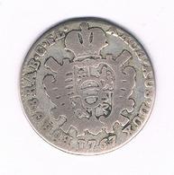 ESCALIN 1767 BRUSSEL OOSTENRIJKSE NEDERLANDEN BELGIE /6234/ - ...-1831