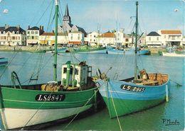 ST GILLES CROIX DE VIE.le Port - Saint Gilles Croix De Vie
