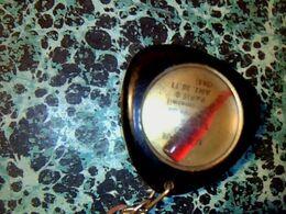 Publicité Porte-clefs  Publicitaire Le Disque- Bleu Tabac à Paris Rue Miromesnil - Key-rings