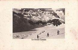 CPA CH Le Grand Combin (VS) - VS Valais