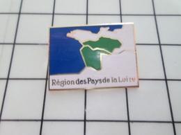 216b Pin's Pins / Beau Et Rare / THEME : ADMINISTRATION / REGION DES PAYS DE LA LOIRE - Administration