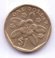 SINGAPORE 1997: 1 Dollar, KM 103 - Singapour