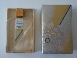 Ancien Flacon Parfum Parfumerie Houbigant Fleur  Bienaimée Dans Boîte D' Origine - Miniatures Anciennes (jusque 1960)
