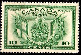 B345-Canada: EXPRES. 1942 (++) MNH - Senza Difetti Occulti - - Eilbriefmarken