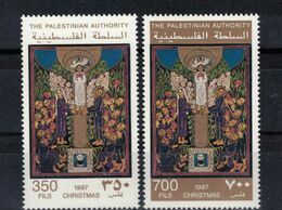 PALESTINE    Timbres Neufs ** De 1997  ( Ref 1790 A)  NOEL - Palestine