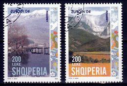 Albanie  Europa Cept 2004 Type A  Gestempeld Fine Used - 2004
