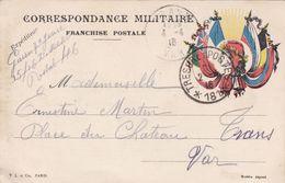 84. TRANS. MILITARIA. GUERRE 1914- 18. CORRESPONDANCE DES ARMÉES DE LA RÉPUBLIQUE. ANNEE 1916 + TEXTE . - Guerre 1914-18