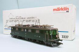 Märklin 3 Rails - Locomotive Electrique Ae 6/6 11437 SBB-FFS Réf. 3337 HO 1/87 - Locomotive