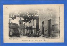 47 LOT ET GARONNE - Place De La Mairie, Rue De La Poste - Frankreich
