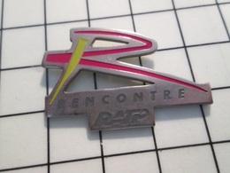 216c Pin's Pins / Beau Et Rare / THEME : TRANSPORTS / RENCONTRE RATP - Transport Und Verkehr