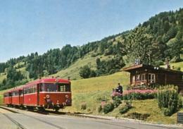 Schienenbus Der DB Auf Der Strecke, Ungelaufen - Trains