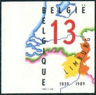 13189066 BE 19890930; Partage Limburg Limbourg; ND Cob2338 N°507 - Belgium