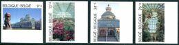 13189076 BE 19891021; Laeken, Serres Royales; ND Cob2340-43 N°523 - Belgium