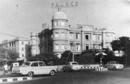 Opel Rekord P II,Fiat 1100...,Palace Hotel,Karachi,Pakistan, Gelaufen - PKW