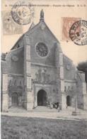 94 - VILLENEUVE SAINT GEORGES : Façade De L'Eglise - CPA Val De Marne - Villeneuve Saint Georges