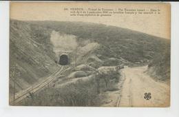 GUERRE 1914-18 - VERDUN - Tunnel De Tavannes - Guerre 1914-18