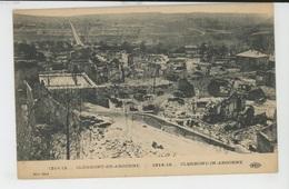 GUERRE 1914-18 - CLERMONT EN ARGONNE - Guerre 1914-18