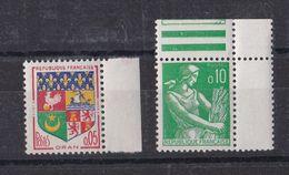 FRANCE   Y&T  N  1230A Et 1231  NEUF ** - Frankreich