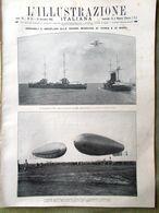 L'Illustrazione Italiana 14 Settembre 1913 Certaldo Cutigliano Stazione Milano - Autres