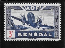 SENEGAL PA N°25 ** TB SANS DEFAUTS - Posta Aerea