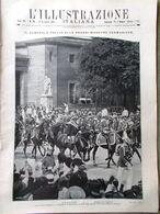 L'Illustrazione Italiana 21 Settembre 1913 Mazzoleni Pollio Manovre In Lombardia - Autres