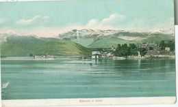 Baveno E Isole 1914; Panorama - Viaggiata. - Verbania
