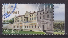 2017 EUROPA CEPT : Moldova - Moldau - Moldavie - Used (*) - 2017