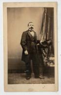 TOLOMEO-PANICO & C.          CARTONCINO  DA  VISITA  1860-PRIMI 1900 CM. 9-9,5 X 10-11   2  SCAN - Tarjetas De Visita