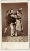 UDINE   G.  MOLIGNANI       CARTONCINO  DA  VISITA  1860-PRIMI 1900 CM. 9-9,5 X 10-11   2  SCAN - Cartoncini Da Visita