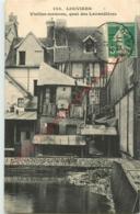 27.  LOUVIERS .  Vieilles Maisons Quai Des Lavandières . - Louviers