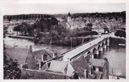 36 - Indre - LE BLANC - Vue Generale Et Viaduc - Carte Glacée - Le Blanc