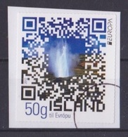 2017 EUROPA CEPT : ISLAND - Used (*) - 2017