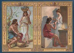 Calendrier 1902  Chocolat Poulain - Petit Format : 1901-20