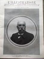 L'Illustrazione Italiana 9 Novembre 1913 XXIV Legislatura Deputati Solari Wied - Autres