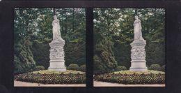 BERLIN. MONUMENT DE LA REINE LOUISE. CHROMOPLAST-BILD SERIE 7 Nº 58. PHOTO STEREOSCOPIE.  -LILHU - Photos Stéréoscopiques