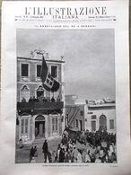 L'Illustrazione Italiana 23 Novembre 1913 Amundsen Pasteur Palazzi Capitolini - Libri, Riviste, Fumetti