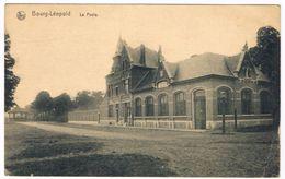 Bourg-Léopold - La Poste 1912 - Leopoldsburg