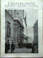 L'Illustrazione Italiana 30 Novembre 1913 Albania San Giorgio Messina Lockroy - Libri, Riviste, Fumetti