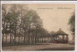 Vue Sur La Place Royale De Bourg-Léopold 1913 - Leopoldsburg