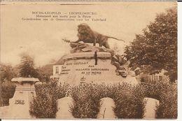 Leopolsburg - Gedenkteken Aan De Gesneuvelden Voor Het Vaderland - Leopoldsburg