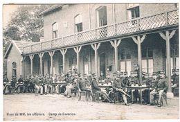Mess De MM. Les Officiers -Camp De Beverloo 19.. (Geanimeerd) - Leopoldsburg