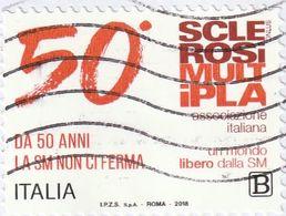 Repubblica - Storia Postale - 2018  Usato Su Busta - - 6. 1946-.. Republik