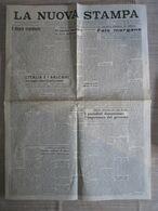 - LA NUOVA STAMPA RIPRODUZIONE DEL 22-09-1945 NELLA VENEZIA GIULIA - Libri, Riviste, Fumetti