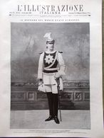 L'Illustrazione Italiana 14 Dicembre 1913 Mascagni Nobel Cattolica Wied Albania - Libri, Riviste, Fumetti