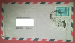 ARGENTINA COVER TO ITALY - Argentina