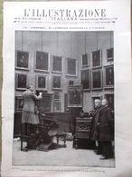 L'Illustrazione Italiana 21 Dicembre 1913 Ritrovamento Gioconda Galileo Parisina - Libri, Riviste, Fumetti